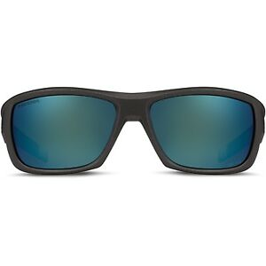 Under Armour Rumble Storm Polarized Satin Carbon with Gray