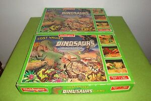 2 lost valley of the dinosaurs game by 1