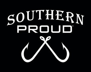Southern Proud window Decal southern south life florida confederate sticker $3.99