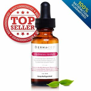Redness Redux the #1 Advanced Rosacea & Skin Redness Serum