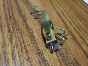 CCBC # 2200 Midget Pikie in Silver Flash pattern EX condition GE Nice One Here !