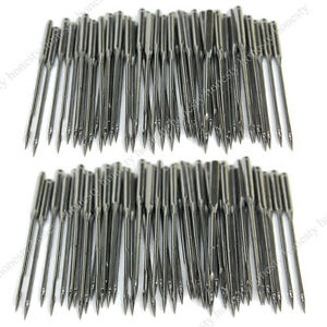 50PCS Home Sewing Machine Needle 11 7512 8014 9016 10018 110 fit for Singer $4.09