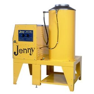 Jenny Gas Fired 2000 PSI at 4 GPM Hot Pressure Washer - HPW-2040-GES