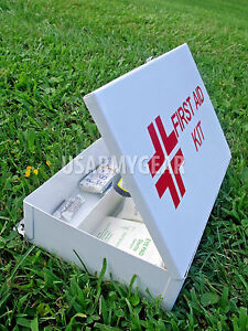 New First Aid Minor Injuries Survival Medical Suture Surgical Emergency Kit USGI