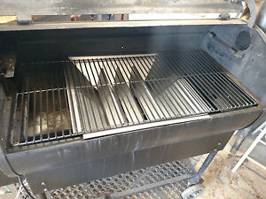 Wood Pellet Grill Pizza and Searing Station Flame Broil on your pellet grill