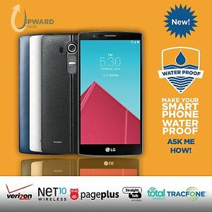 NEW LG G4 (32GB 64GB) Straight Talk Verizon Total Wireless Page Plus