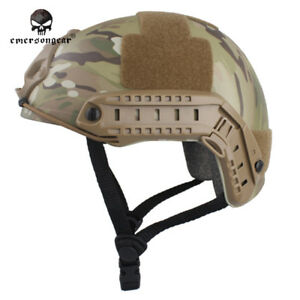 EMERSON Tactical FAST Helmet MH Type cycling Aisroft Military Duty Headwear