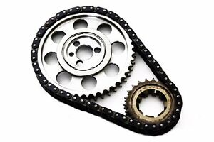 BBC Chevy High Performance Billet Double Roller Timing Chain Set