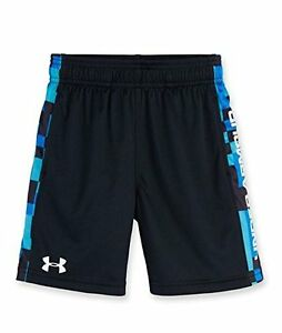 Under Armour Toddler Boys Eliminator Short (2T Toddler X One Size Black)