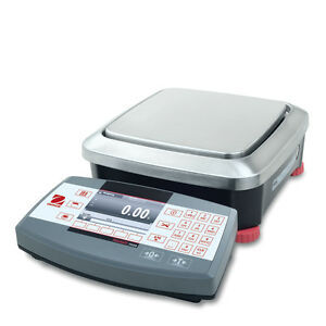 OHAUS RANGER R71MHD3 3000g 0.01g MULTIPURPOSE COMPACT BENCH SCALE 2YWARRNTY NTEP