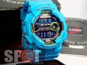 Casio G-Shock Wide Face Design Men's Watch GD-110-2  GD110 2