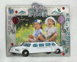 6×4 'PROM' White Limo (Item # 652) ROCKET FAST SHIPPING !!!!