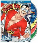 Plastic Man Complete Collection DVD 4-Disc Set Justice League Comic Hero NEW