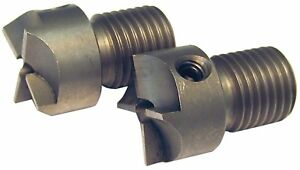 Lyman Reloading Case Trimmer Replacement Cutter Head 2 Pack