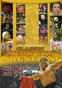 Classic Memphis Wrestling The Best for Last WWE USWA