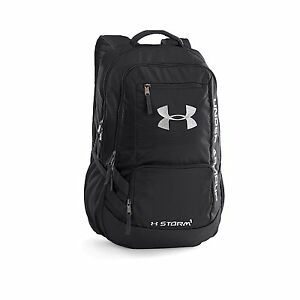 Under Armour Storm Hustle II Backpack Bag Rucksack Shoulder Women S Men Laptop