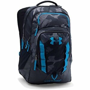 Under Armour Storm Recruit Backpack Black (003) One Size