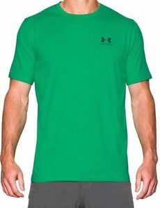 NWT Under Armour Men's Charged Cotton Sportstyle T-Shirt