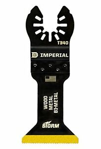 Imperial Blades IBOAT340-10 Univ Oscillating Blade One-Fit1-58