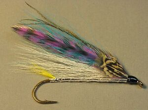 Smelt Bucktail Streamer Trout Fly Sizes 4 6 and 8