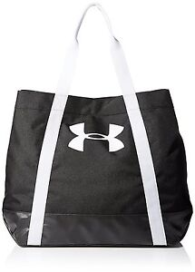 Under Armour Womens Favorite Logo Tote Black 001 One Size