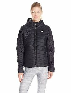 Womens Under Armour CGR HOODED JACKET 1280892-001 msrp $225