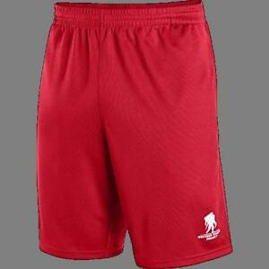 Under Armour Red Large Wwp Training Short - Mesh Hand Pockets 10