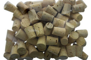 Small #7 Tapered Corks 100 CT.