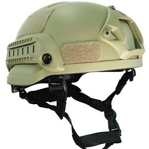 OneTigris MICH 2002 Action Version Tactical Helmet ABS Helmet for Airsoft