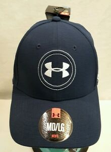 Men's Under Armour Vent Golf Hat UPF 30  SZ. MD. LG.
