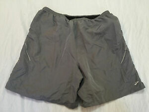 BROOKS EQUILIBRIUM TECHNOLOGY MENS RUNNING LINED ATHLETIC SHORTS SIZE XL