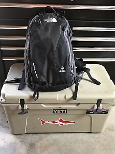 The North Face Patrol 24L ABS Winter Backpack GRAY