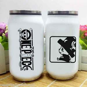Anime One Piece Tony Tony Chopper Stainless Steel Vacuum Bottle Cup insulation