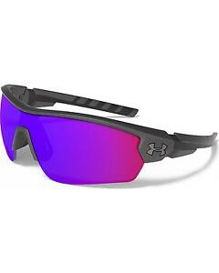 Under Armour Men's UA Rival Infrared Sunglasses Grey One Size