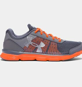 Under Armour UA Boys Micro G Speed Swift Running Training Gym Shoes Trainers