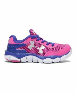 Under Armour Engage II ToddlerBaby Athletic Shoes 1258910 PinkPurple Girls 5 K