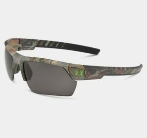 UNDER ARMOUR IGNITER 2.0 GRAY LENSSTN REALTREE FRAME SUNGLASS FAST SHIPPING!
