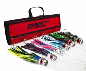 Mirrored Marlin Lure Pack by Bost - RiggedUn-Rigged