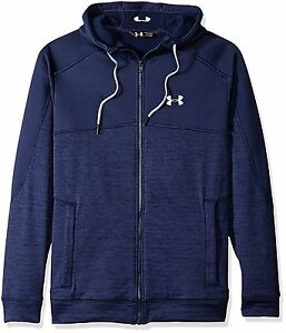 Mens Under Armour EXPANSE FZ HOODIE 1262246-410 msrp $100