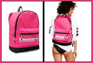 PINK ON FLEEK BY VICTORIAS SECRET EVERYDAY WEEKEND HOT BACKPACK LIGHTWEIGHT NEW $132.59
