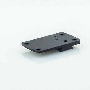 Shield SMS  RMS Sight Slide Mount Low Profile Adapter For 1911