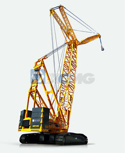 150 XCMG QUY300 Full Hydraulic Crawler Crane Construction Machinery Model