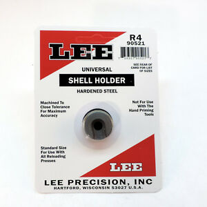 Lee Precision Reloading R4 Universal Shell Holder 90521