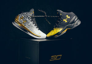 Under Armour Steph Curry Back To Back MVP Pack Mens Size 11 W Receipt Brand New