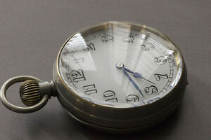 Large Glass Pocket Watch Crystals For Goliath Watches or Auto Clocks USA Made $35.00