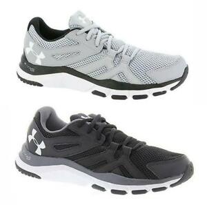 UNDER ARMOUR Men's Leather & Mesh Running Sneakers in 7 Colors Medium & X Wide