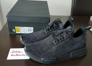 Adidas NMD 1500 Friends and Family 'Pitch Black' US 12 F&F
