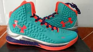 CURRY ONE CAMP TWO THREE SELECT ALL AMERICAN MVP BLUE PINK SC30 UA UNDER ARMOUR