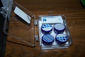 Target 4 Count Magnetic Clips NEW in Pack Great for Home or Office Reminders Pic