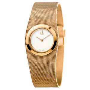 Calvin Klein Women's Quartz Watch K3T23626